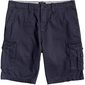 Quiksilver Crucial Battle Short de randonnée Homme, blue nights
